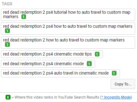 how to rank on the first page of youtube