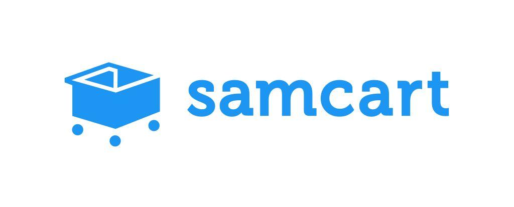 samcart new logo